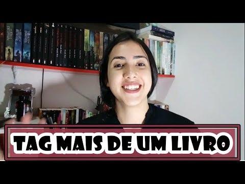 TAG MAIS DE UM LIVRO| Original |  Leticia Ferfer | Livro Livro Meu