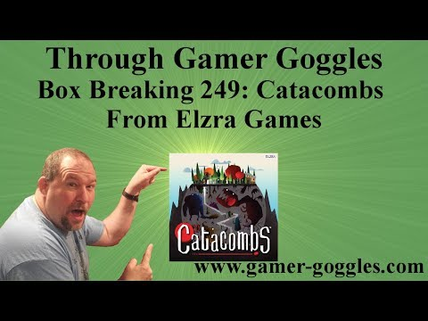 Box Breaking 249: Catacombs Conquest from Elzra Games