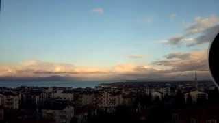 preview picture of video 'Konya Beyşehir'de gün doğumu'