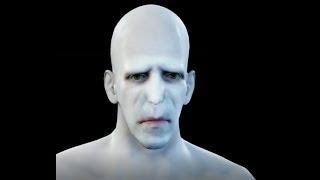 Лорд Волан-де-Морт дерётся до последней капли крови в онлайне EA Sports UFC 3