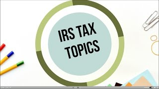 Topic 156   Copy or Transcript of Your Tax Return – How to Get One