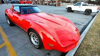 We Bought a Mint 45K Mile 1980 C3 Corvette for $6500