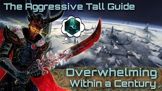 How to Build an AGGRESSIVE Tall Empire | Stellaris 2.2.4 (Le Guin) Strategy