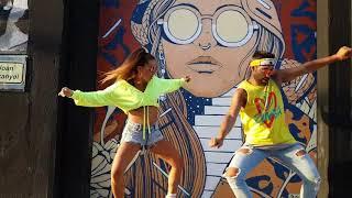 Choreo Zumba YO X TI TU POR MI   Rosalía & Ozuna