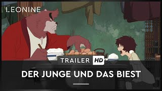 Der Junge und das Biest Film Trailer