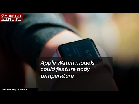 Apple Watch models could feature body temperature