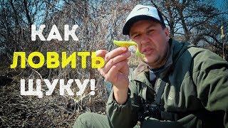 Монтаж для ловли щуки на виброхвост