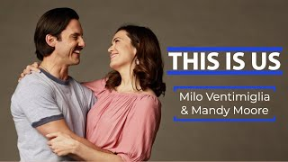 Our Chat with This Is Us's Mandy Moore and Milo Ventimiglia   TV Insider