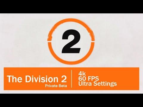Download division 2 best pc optimization 4k hdr vbr hud