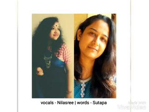 Swopno raakhi for du chokhhe (tapur tupur brishti nupur ) | bengali | sutapa | Nilasree | rosogolla