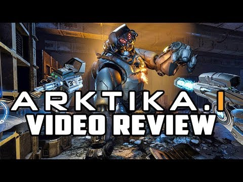 Arktika.1 Oculus Rift Game Review - The Reason To Own An Oculus Rift