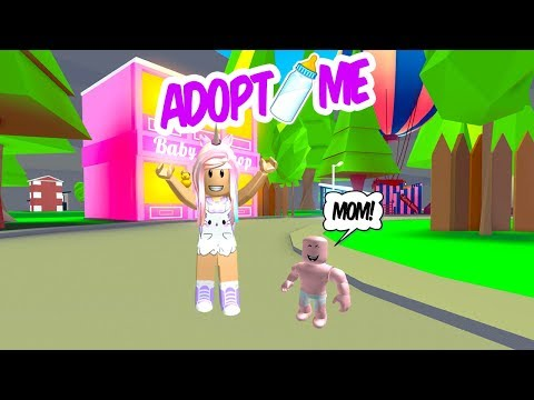 Adopt And Raise A Cute Kidbaby And Meep City Roblox ...