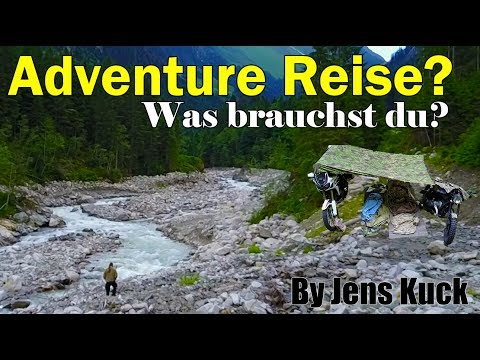 Motorrad AdventureTour // Was brauchst du? | Jens Kuck
