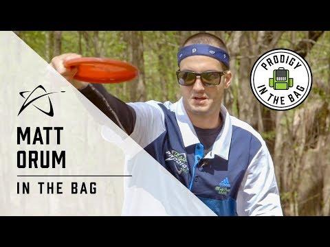 Youtube cover image for Matt Orum: 2019 In the Bag
