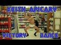Keith Apicary's Victory Dance