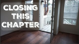 Leaving It All Behind   Very Emotional Day   Arm Workout   VLOG 8