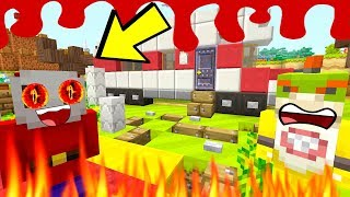 GILLS PARENTS ARE EVIL! *KILLERS?* | Nintendo Fun House | Minecraft Switch [286]