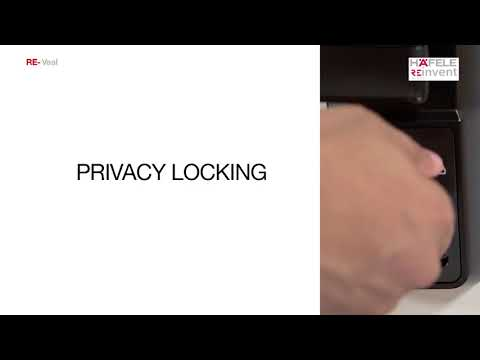 Re-veal Digital Lock Manual Video