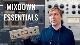 Tracks abmischen – mit diesen Tricks zum perfekten Mixdown