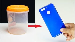 How To Make Mobile Case From Waste