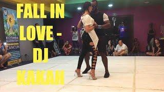 Fall In Love - DJ Kakah (Zouk) - Kizomba 2.0 - Ennuel & Hakima