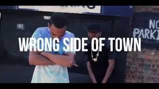 KROOKZINKASTLEZ - Wrong Side of Town (Official Video)