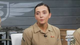 Hear from PFC Bailey Bliss as she talks about what it takes