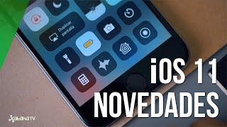 iOS 11: mejorando al iPhone y transformando al iPad