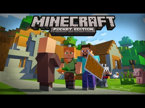 How To Download Minecraft Pe V(1.12.0.2) For Android For Free