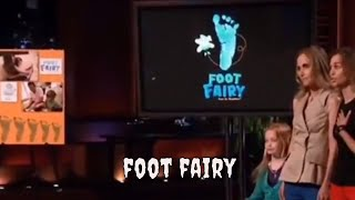 Shark Tank || Fairy Shoes || Worst Pitch Ever