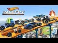 Hot Wheels Race Off: Fatality All The Cars Destruction