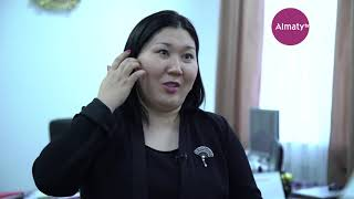 top жарған: история успеха Айнур Кудайбергеновой(16.06.18)