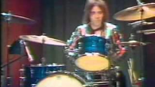 RUSH Working Man early 1974 (John Rutsey on drums).