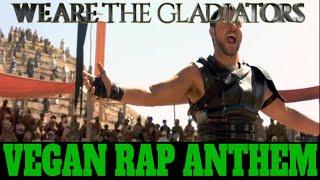 """GLADIATORS"" (Vegan Rap Anthem) by DISL Automatic & Steve Grant تحميل MP3"