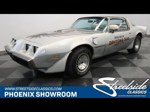 Video of '79 Firebird - PW7Y
