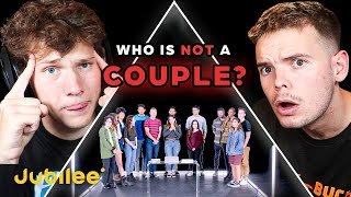 Can We Spot The FAKE Couple?! - Jubilee React