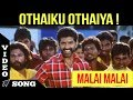Malai Malai - Othaiku Othaiya song | Arun Vijay, Vedhicka