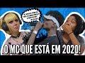 JOVENS REAGEM A O MC QUE ESTÁ EM 2020 -  MC BLACK