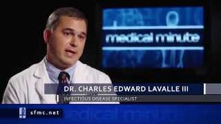 Medical Minute: Infection Control with Dr. LaValle