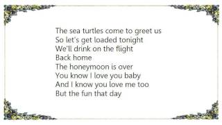 Everclear - The Honeymoon Song Lyrics