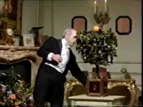 Paul Daniels - Robert Houdin's Orange tree