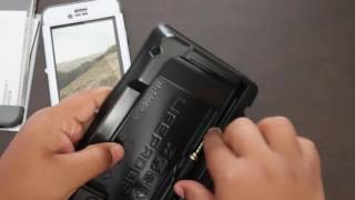 Lifeproof nuud for iPhone 6s  (Unboxing)