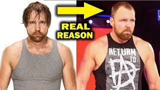 Real Reasons Why Dean Ambrose Returned with a New Look