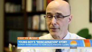 Expert investigates 10 year old's reincarnation claims