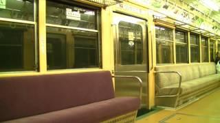 【ずっと力行】箱根登山鉄道モハ1形(吊りかけ駆動) 登り走行音