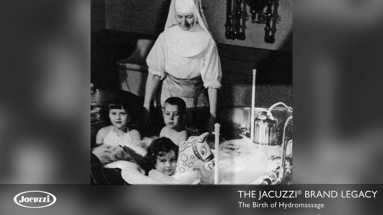 About Jacuzzi® Brand – Jacuzzi Baths