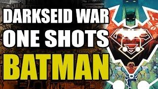 Darkseid War: Batman The God of Knowledge