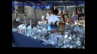 Рынок антиквариата. Барселона