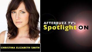 Christina Elizabeth Smith Interview | AfterBuzz TV