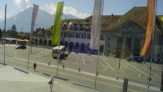 preview picture of video 'STI - Bahnhof Thun - 13. August 2009'